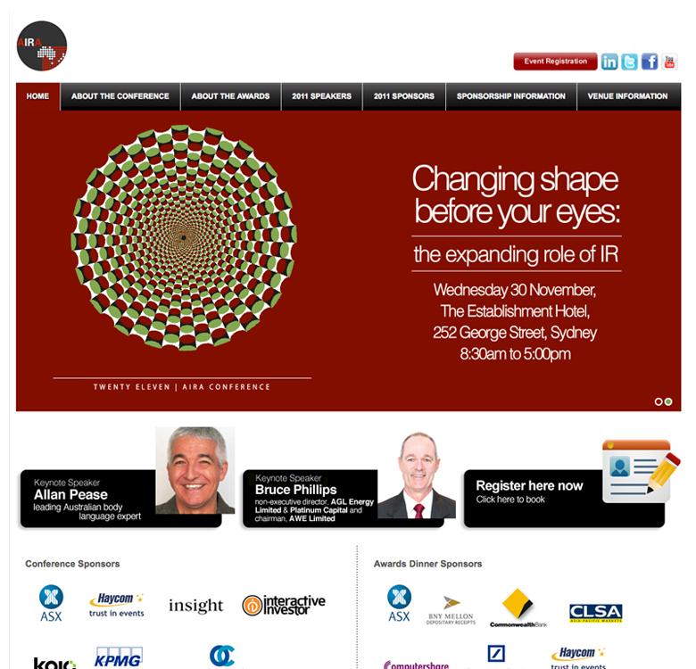 Australasian Investor Relations Awards 2011