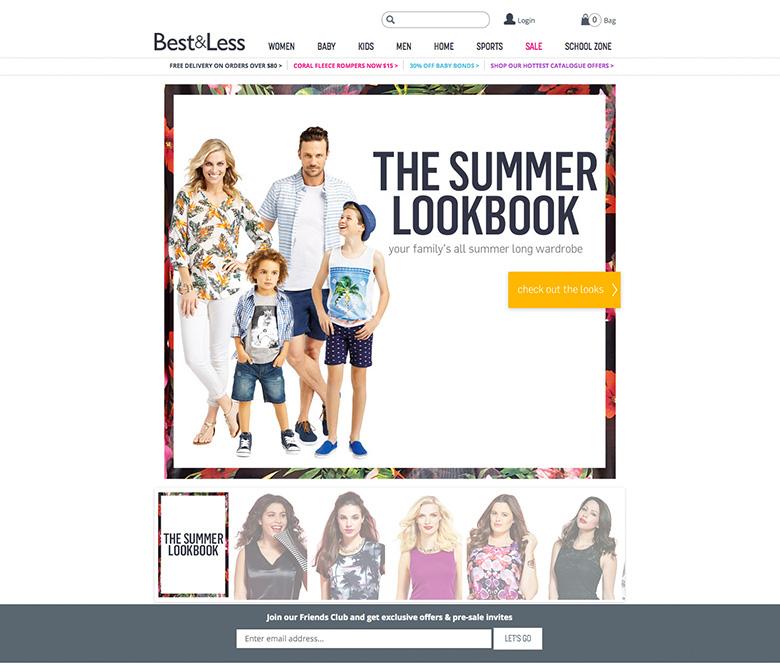 Best & Less Summer Lookbook 2014