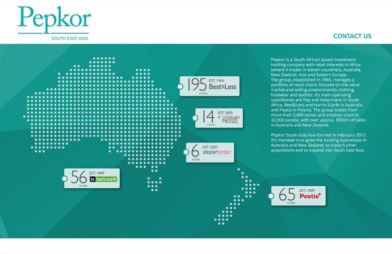 Pepkor Website