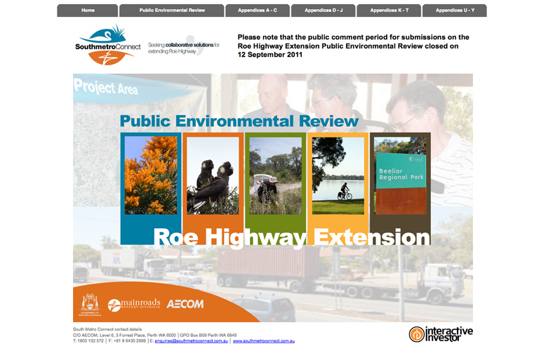 South Metro Connect Public Environmental Review